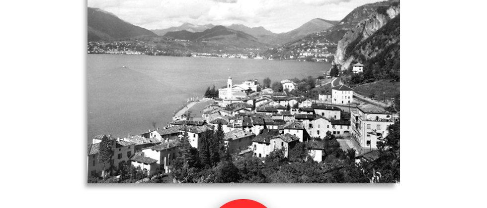 Campione d'Italia panorama anno 1940 c.a.
