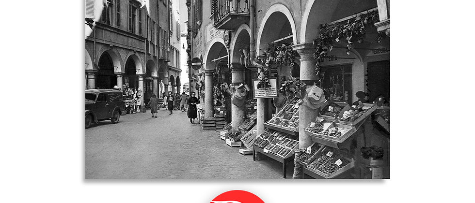 Lugano via Pessina anno 1935 c.a.