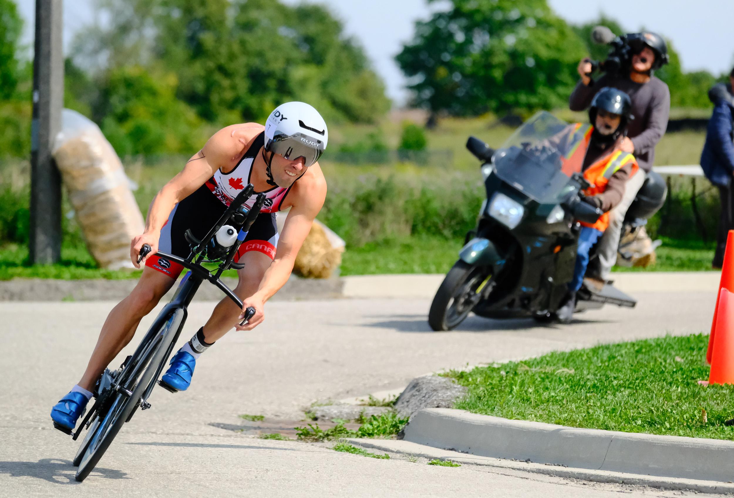 CPTC Bike turn