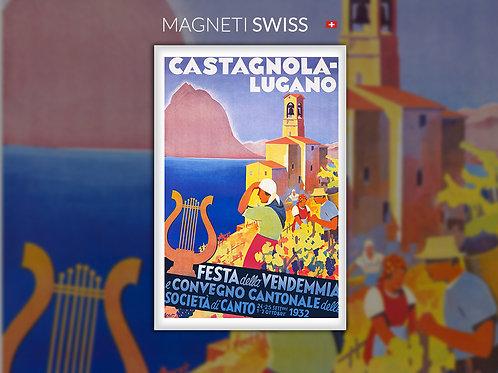 Festa della Vendemmia 1932 - Castagnola, Lugano