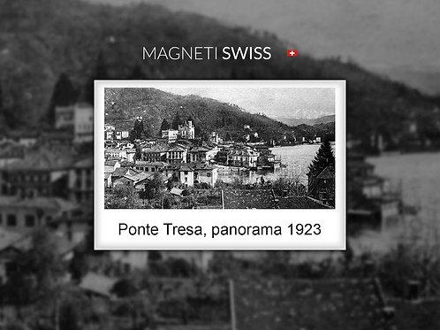 Ponte Tresa, panorama 1923