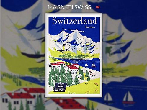 Irish international Airlines - Switzerland