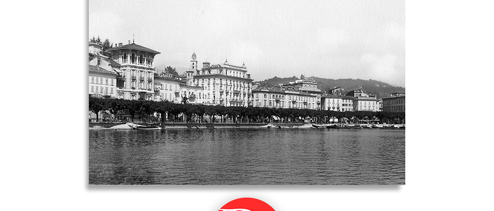 Lugano lungolago anno 1940 c.a.
