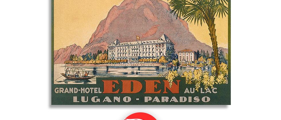 Grand Hotel Eden au lac, Lugano - Paradiso