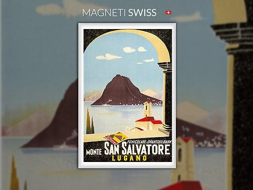 Monte San Salvatore - Lugano