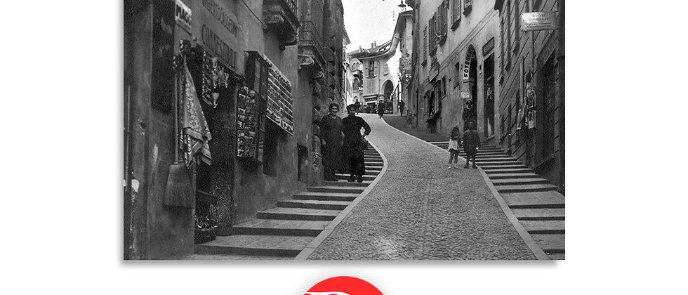 Lugano via Cattedrale primi '900