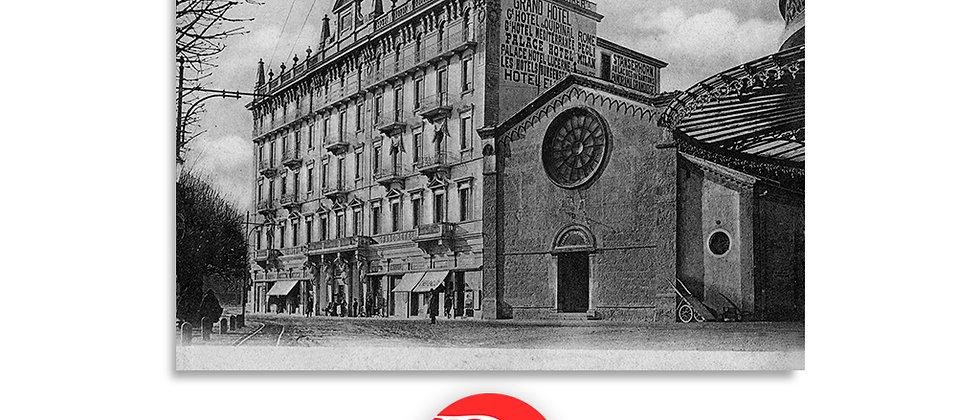 Lugano Palace Hotel primi '900