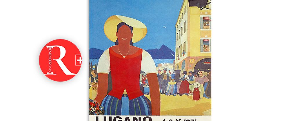 Festa della Vendemmia, Lugano 1971