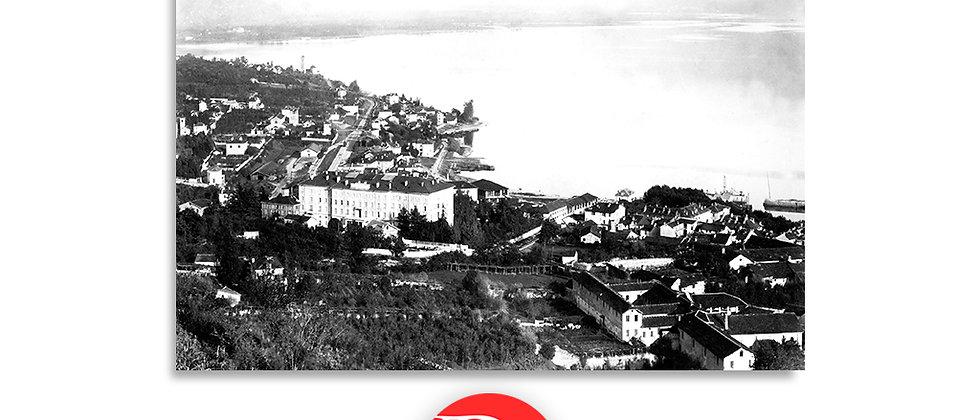 Locarno panorama anno 1890 c.a.