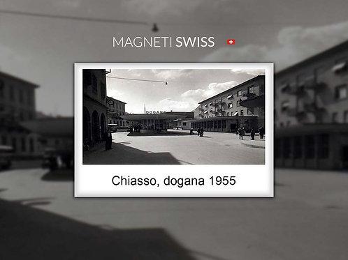 Chiasso, dogana 1955