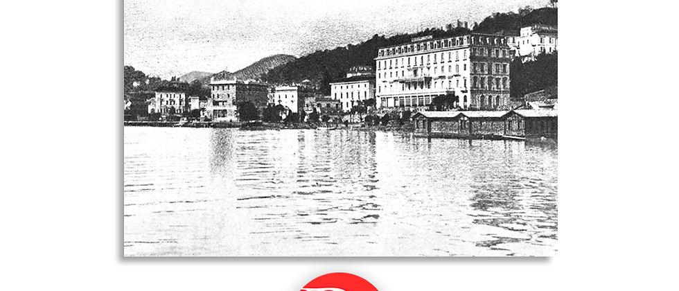 Lugano Hotel Splendid anno 1925 c.a.