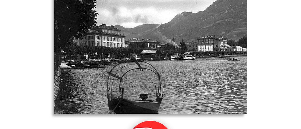 Lugano il Quai primi '900