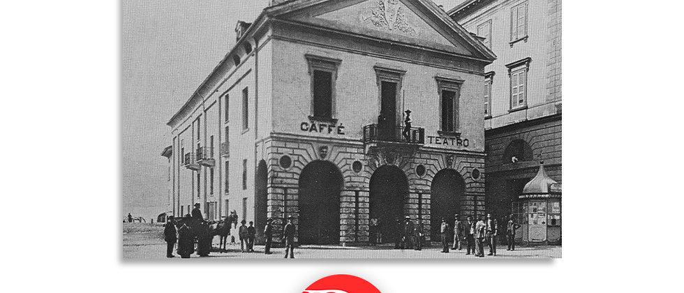 Lugano Caffè Teatro primi '900