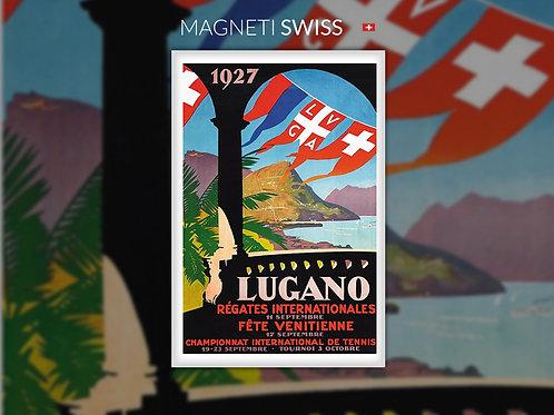 Eventi sportivi 1927 - Lugano
