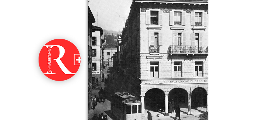 Lugano primi '900
