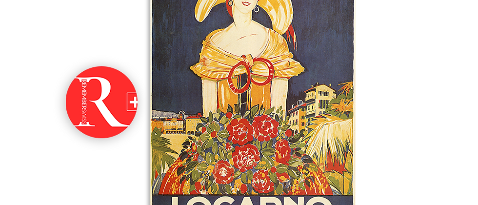 Festa delle Camelie, Locarno 1925