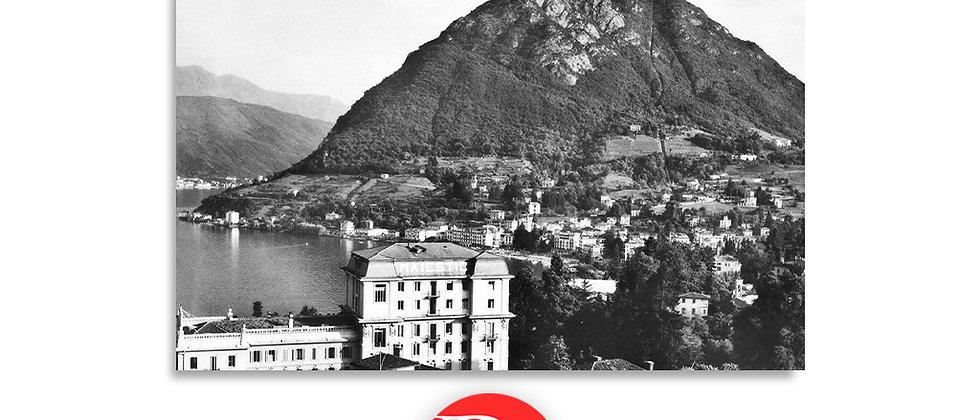 Lugano Paradiso metà '900