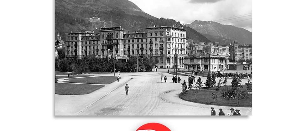 St.Moritz anno 1930 c.a.