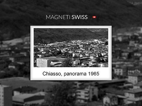 Chiasso, panorama 1965