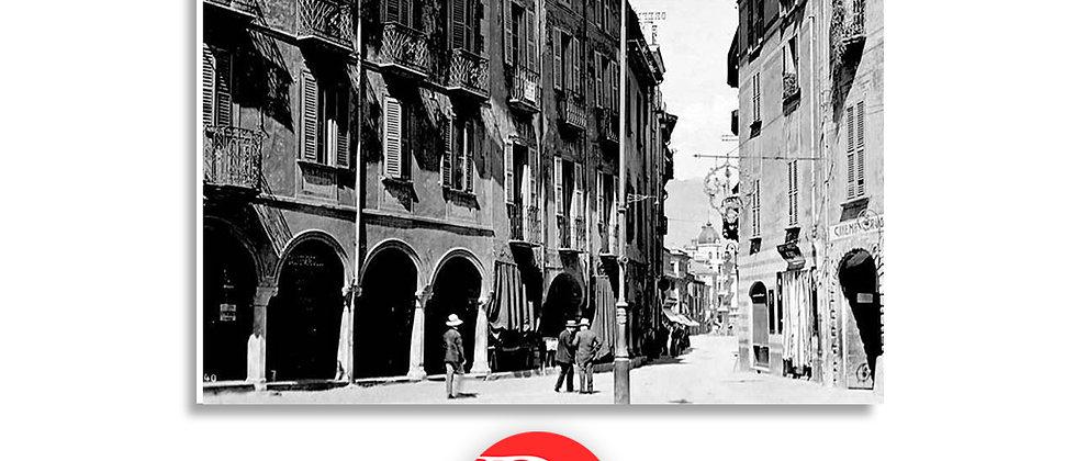 Bellinzona piazza Nosetto primi '900