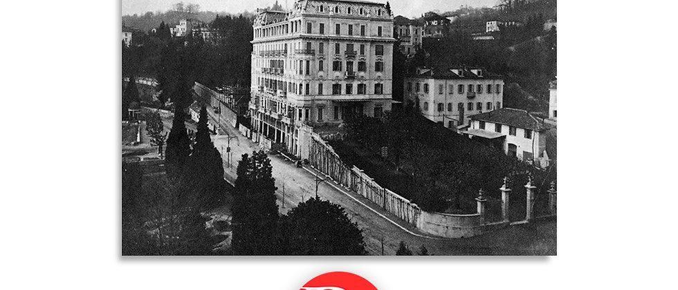 Lugano Hotel du Parc primi '900