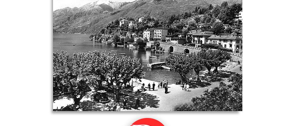 Ascona lungolago anno 1948 c.a.