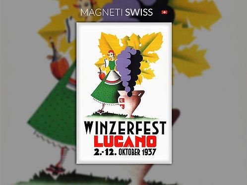 Winzerfest 1937 -Lugano