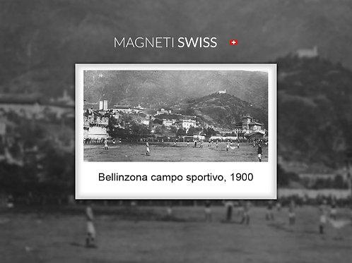Bellinzona campo sportivo, 1900