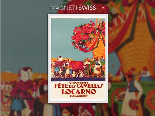 Festa delle Camelie 1927 - Locarno