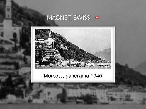 Morcote, panorama 1940