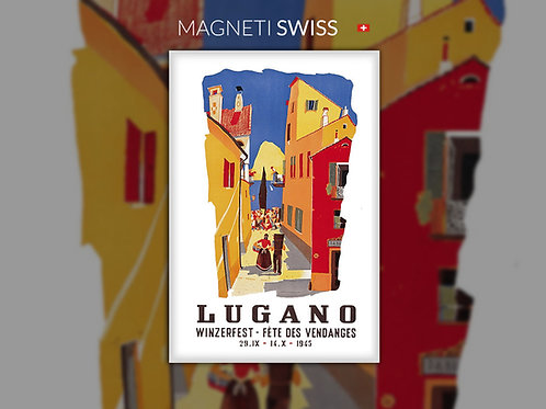 Winzerfest 1945 -Lugano