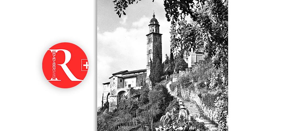 Morcote anno 1955 c.a.