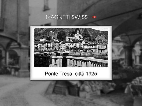 Ponte Tresa, città 1925