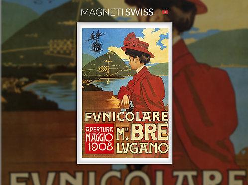 Funicolare Monte Brè 1908 - Lugano