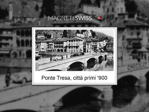 Ponte Tresa, città primi '900