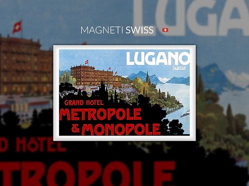 Grand Hotel Metropole & Monopole - Lugano