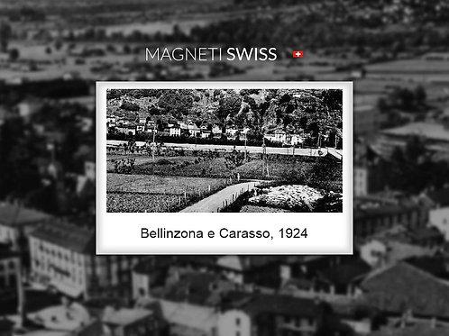 Bellinzona e Carasso, 1924