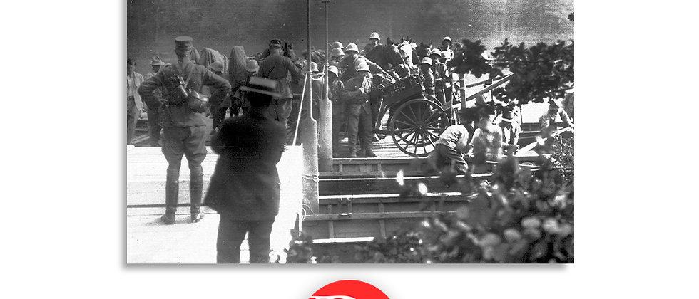 Soldati al porto anno 1928 c.a.
