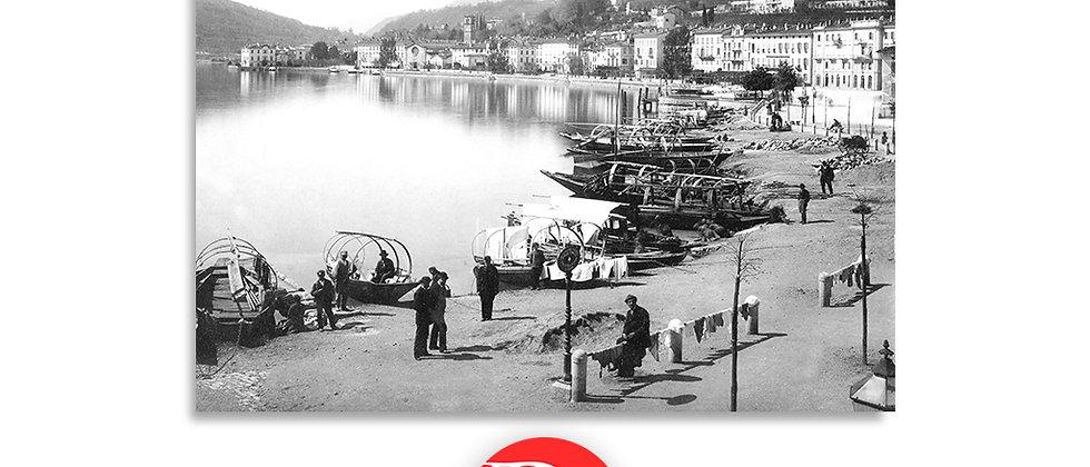 Lugano lungolago anno 1880 c.a.