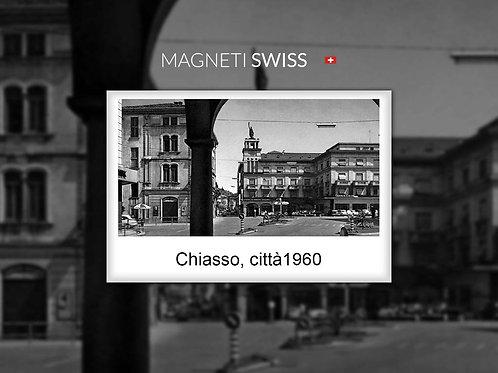 Chiasso, città 1960
