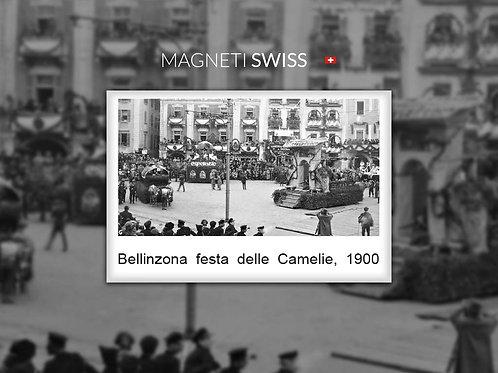Bellinzona festa delle Camelie, 1900