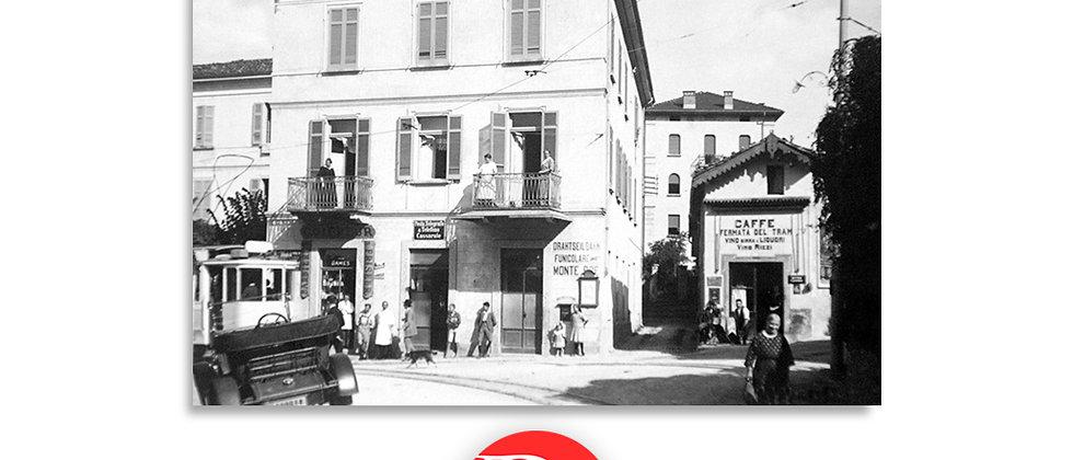 Lugano Cassarate anno 1945 c.a.