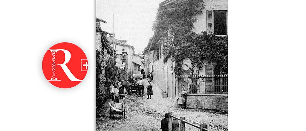 Meride anno 1920 c.a.