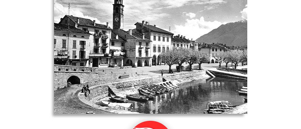Ascona lungolago anno 1930 c.a.