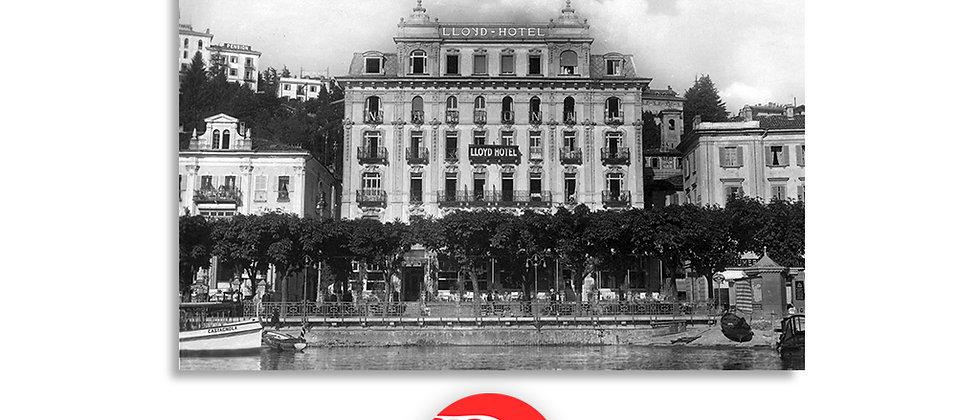 Lugano Hotel Lloyd primi '900