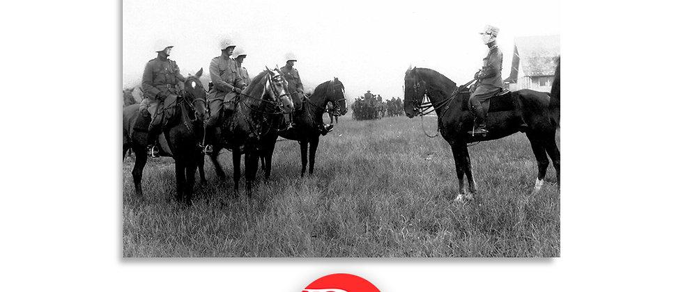 Militari a cavallo anno 1928 c.a.