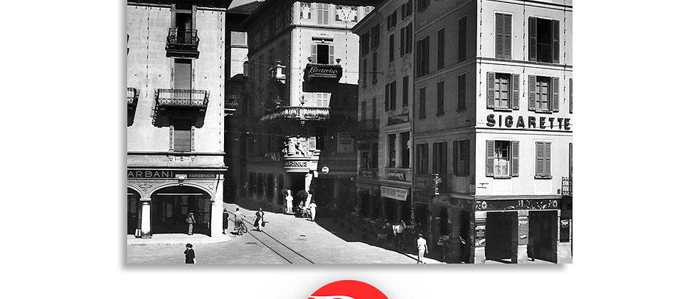 Lugano via Perseghini metà '900