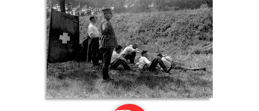 Soldati a riposo anno 1928 c.a.