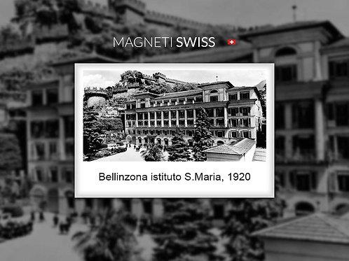Bellinzona istituto S.Maria, 1920
