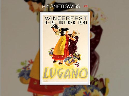 Winzerfest 1941 - Lugano
